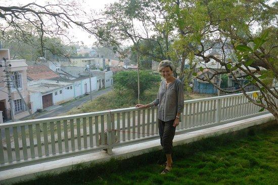 Hotel Jade Garden : Blick zur Seitenstraße