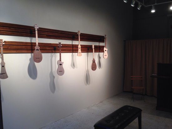 Appalachian Strings: Beautiful handcrafted instruments