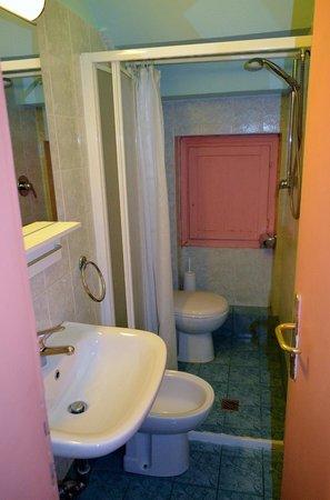 Hotel Palazzuolo: bathroom