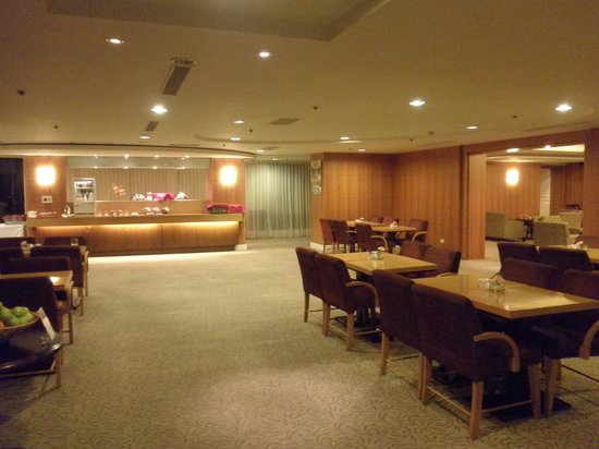 Sunworld Dynasty Hotel Taipei: Club lounge