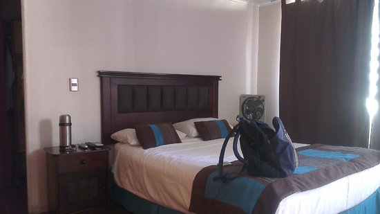 Apart Urbano Bellas Artes: Dormitorio