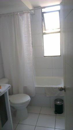 Apart Urbano Bellas Artes: Baño