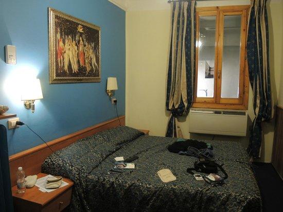 Hotel Santa Croce: Habitación