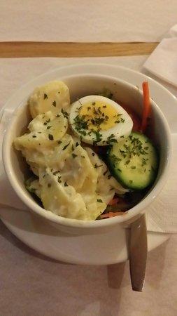 Best Western Amsterdam Airport Hotel: Salade
