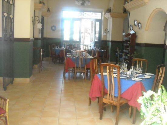 Hotel Cubanacan Mascotte : Dinning Area