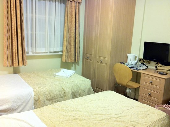 "Fairway Hotel: La nostra ""casa"" a Londra"