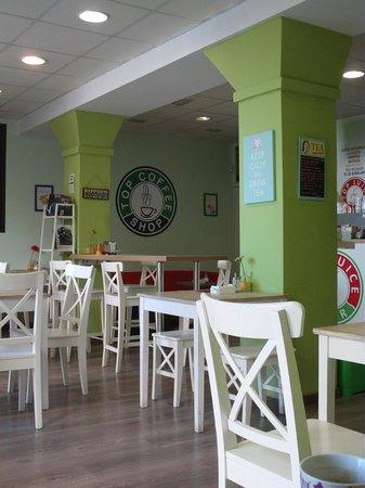 smart fresh clean interior picture of top coffee shop cadiz rh tripadvisor com au