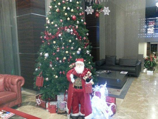 Demora Hotel: Lobby