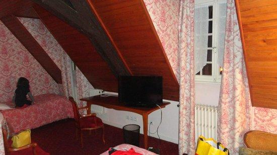 Hotel Des Deux Clefs : .