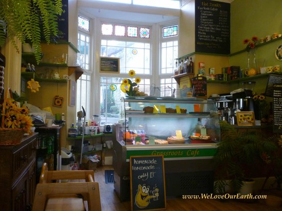 The Grass Roots Cafe