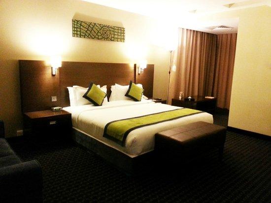 Best Western Premier Muscat: Bed