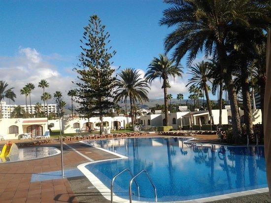 HD Parque Cristobal Gran Canaria : Pooler med vattenlek