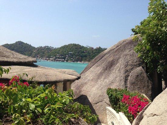 Jamahkiri Resort & Spa: View from stairs