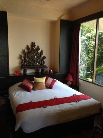 Jamahkiri Resort & Spa: Bedroom