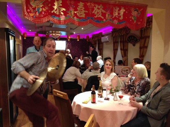 Link Measham Cantonese: Chinese New Year 2014 at link Measham