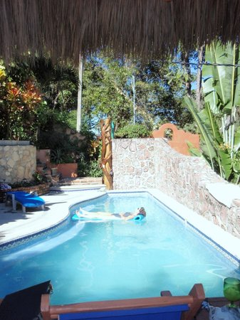 Casa La Ventana : the pool