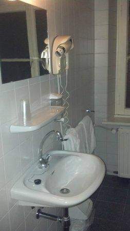 Hotel Wilhelmina : Sink