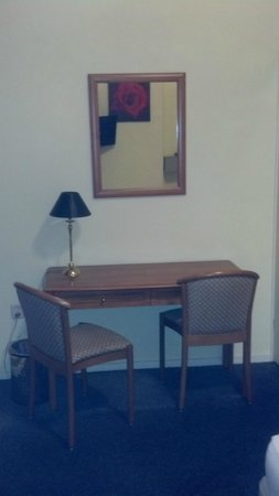 Hotel Wilhelmina : Desk