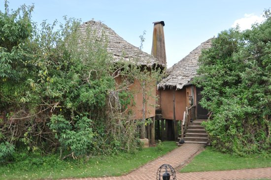andBeyond Ngorongoro Crater Lodge : Guest Cottage