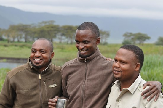 andBeyond Ngorongoro Crater Lodge : Our Wonderful Guides