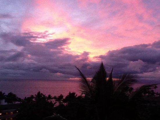Wailea Beach: Sunset