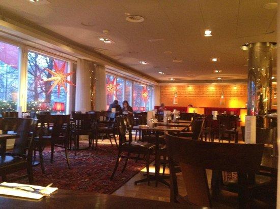 Hotel Rival: Sala ristorante e colazione