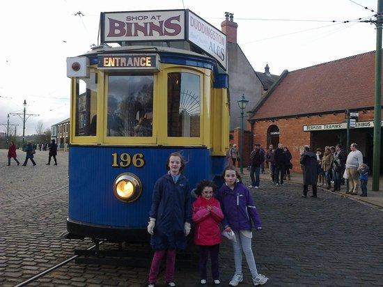 Beamish Museum: Portugese Tram