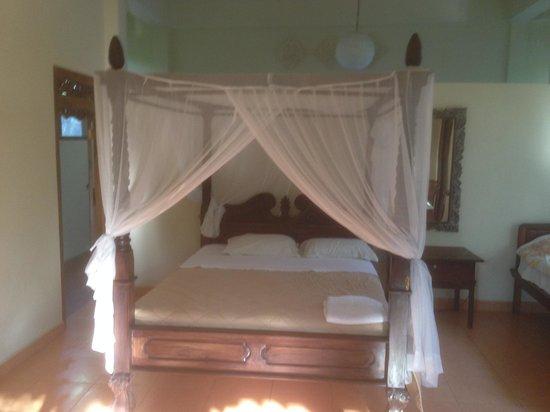 Santra Putra Guesthouse: La nostra camera
