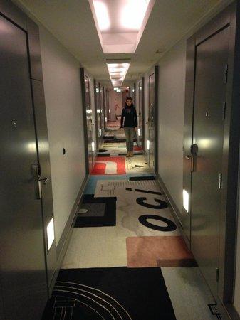 Hotel Rival : Corridoi