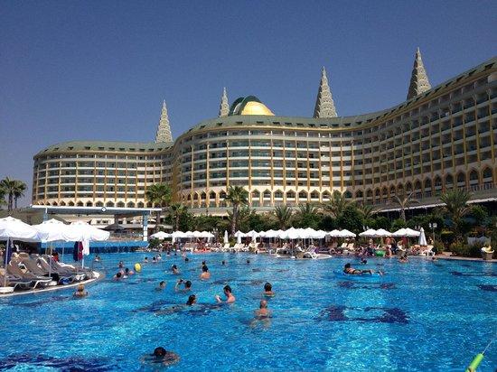 Delphin Imperial Hotel Lara: a