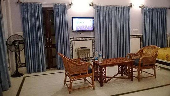 Saba Haveli: Room view 1