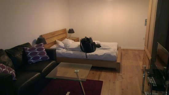 A Space in the City - Swansea: Bed