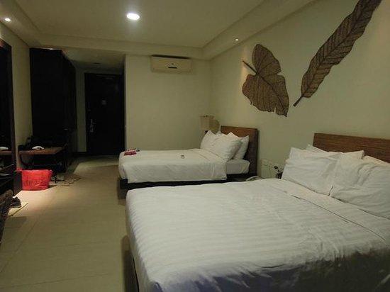 Kamana Sanctuary Resort and Spa: de luxe room