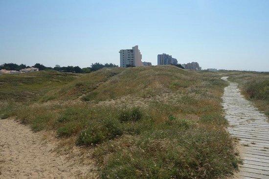 Belambra Clubs - Les Grands Espaces : Tour proche des dunes