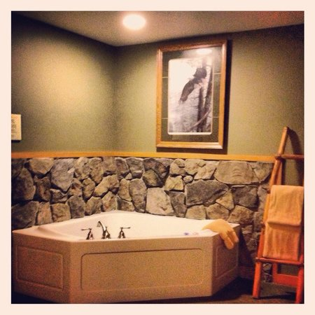 Bear Mountain Lodge: Relax
