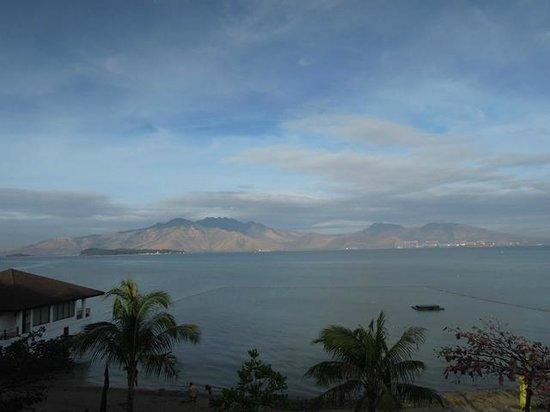 Kamana Sanctuary Resort and Spa: morning view
