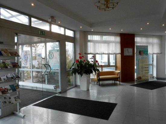 Fortuna Hotel: Eingang