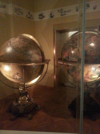 Mappamondi Di Coronelli Foto Van Globe Museum Of The Austrian
