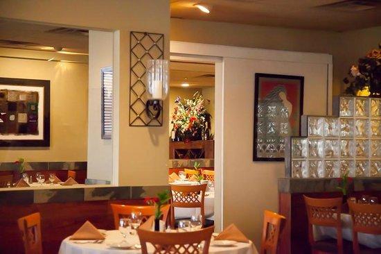 Christo's ristorante: Dining room