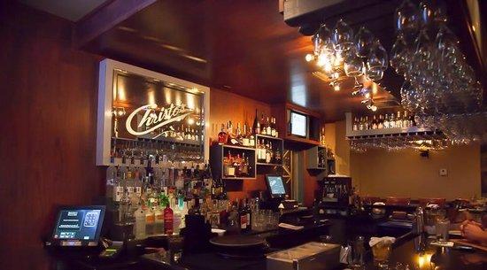 Christo's ristorante: Bar