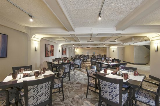 International Hotel Calgary: Global Restaurant