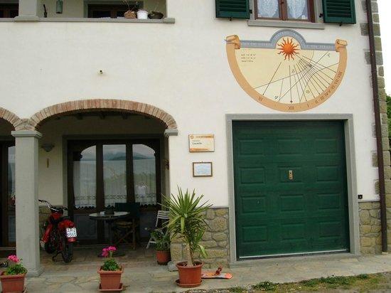 Agriturismo Lucatello: fronte agriturismo Casa Poderale