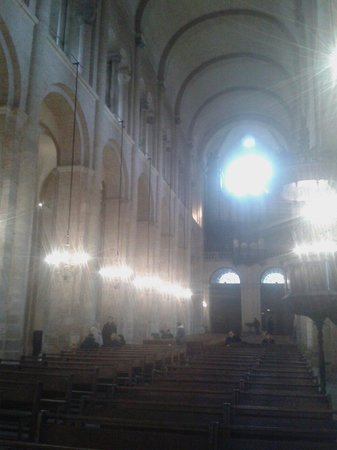 Basilique Saint-Sernin : Interno