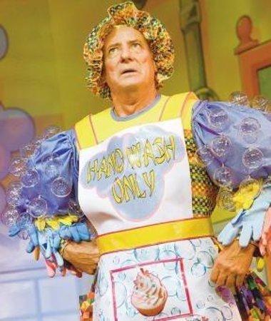 York Theatre Royal: Widow Twankey