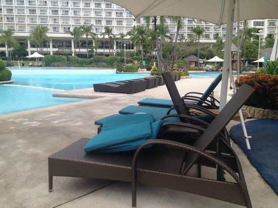 Shangri-La's Mactan Resort & Spa: Pool