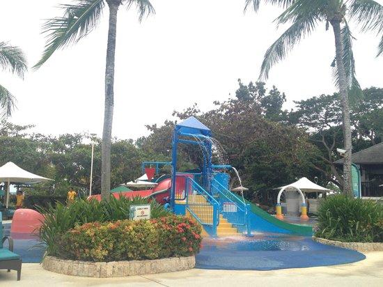 Shangri-La's Mactan Resort & Spa: kids area