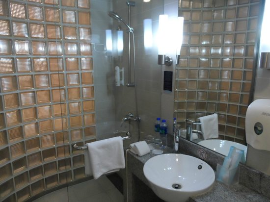 Holiday Inn Express Zhabei Shanghai: moderne et lumineuse