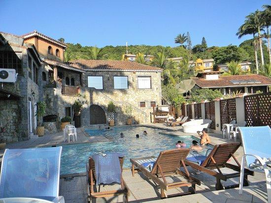 Colonna Park Hotel : Piscina del Colonna Park