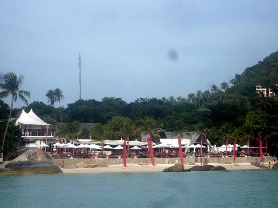 Beach Republic: Vue du ponton sur la mer