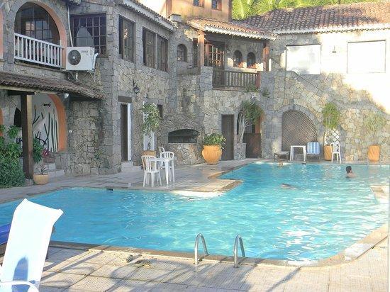 Colonna Park Hotel: Piscina del Colonna Park